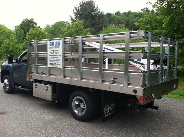 Stake Platform Truck Bodies