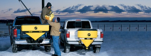 Low Profile Tailgate Spreader